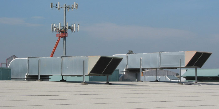 ducts and air distribution system services