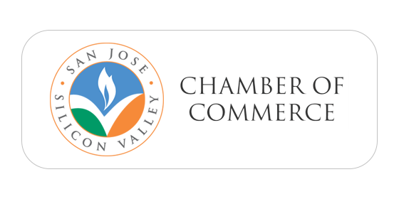 San Jose & Silicon Valley Chamber of Commerce Member