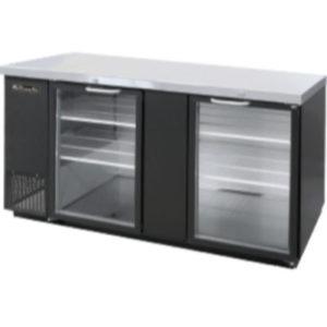 blue air underbar refrigerator
