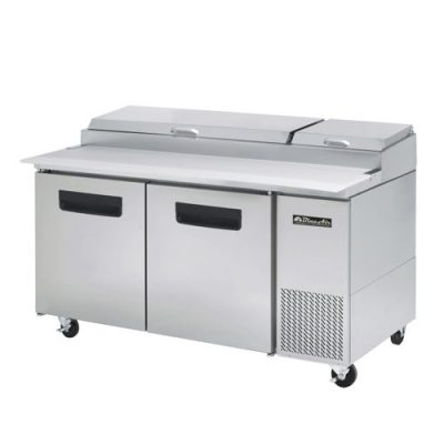 blue air prep table refrigerators