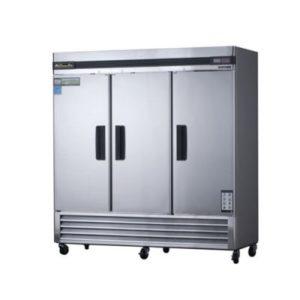 blue air reach in refrigerators
