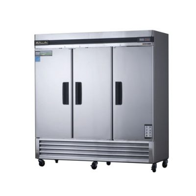 blue air reach in refrigerators