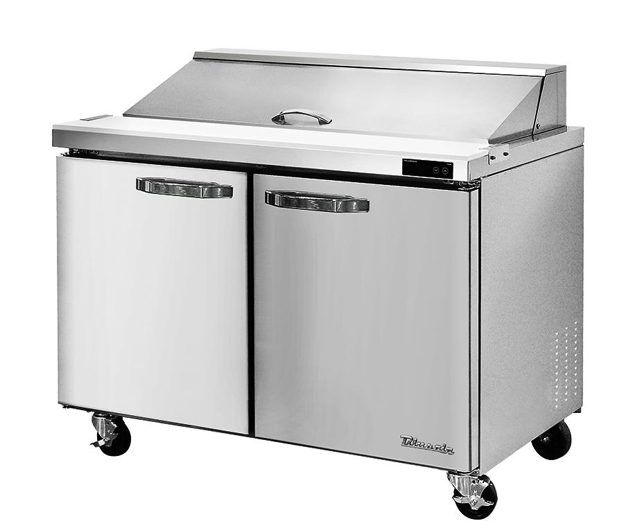 Blueair Prep Table Refrigerators