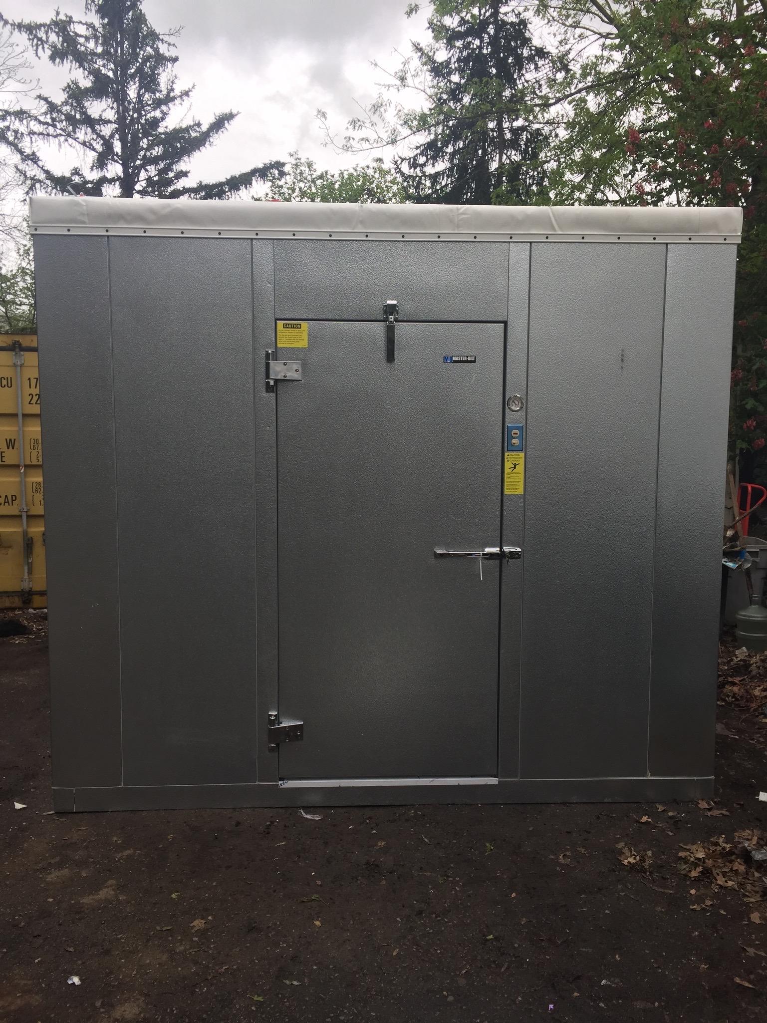 commercial refrigeration services walk in refrigerator installation