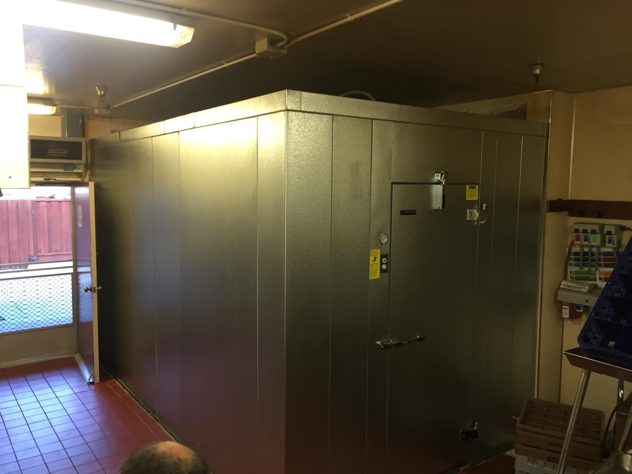 commercial refrigeration services walk in refrigerator