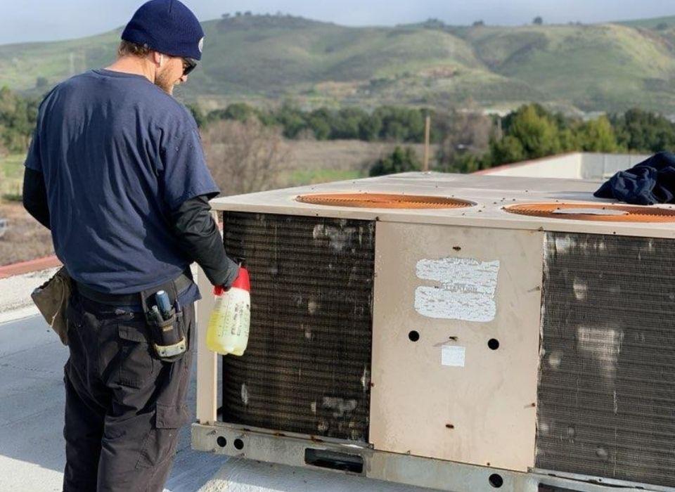 commercial HVAC services San Jose CA